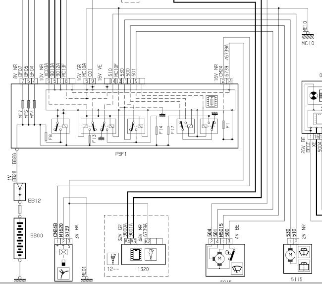 citroen xsara wiring diagram wiring diagrams Citroen Xsara Picasso Wiring Diagram wiring diagram for citroen xsara
