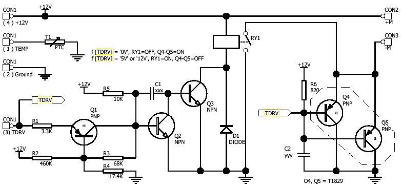 Wiring Diagram Of The Blower Motor Speed Regulator