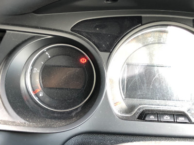 C5 X7 2 0 hdi auto electronic parking brake problem - French