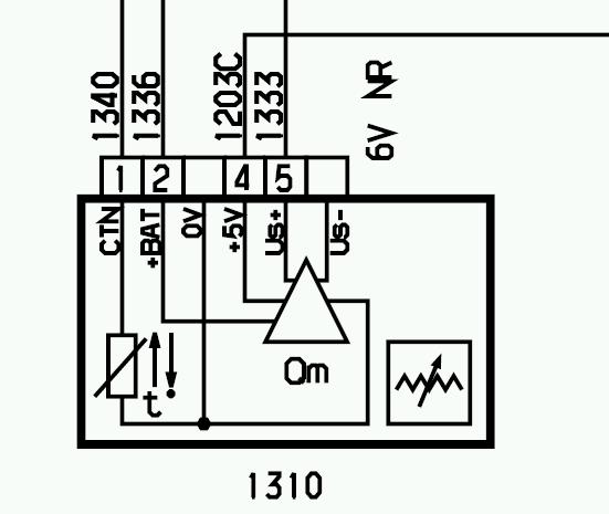 Amazing C3 1 4Hdi 16V Pin Assignment In Maf Sensor Plug French Car Forum Wiring Database Obenzyuccorg