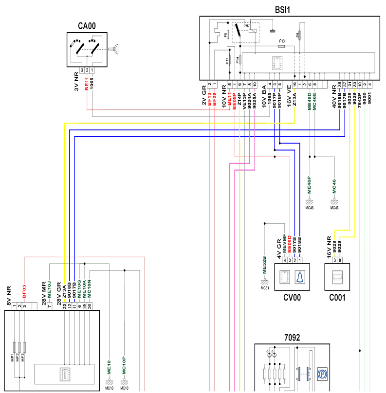 2010 C4 Electronic Parking ke Wiring Schematic - French ... Citroen Xsara Pico Ignition Wiring Diagram on ignition system, ignition coil, ignition fuse, electronic ignition diagram, ignition switch, ignition starter, power diagram, circuit diagram, coil diagram, headlight diagram, starter diagram, ignition filter diagram, ignition distributor diagram, ignition timing, model t ignition diagram, ignition wire, motor diagram, fuel diagram, ignition module diagram, ignition cable,