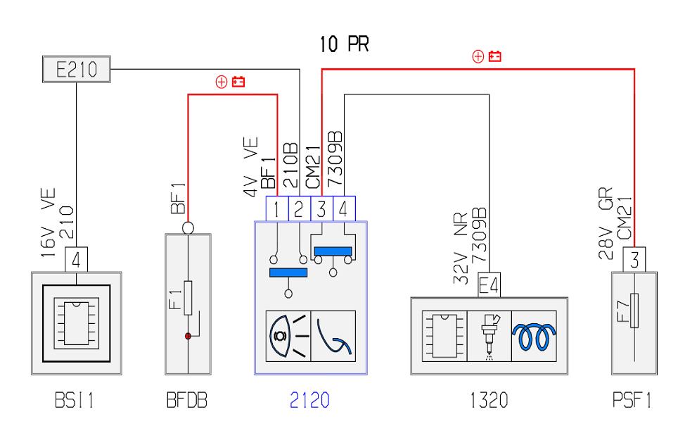 Citroen Berlingo Van Wiring Diagram