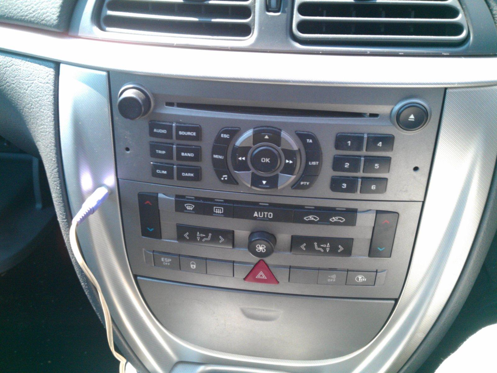 2006 Citroen C5 audio system - French Car Forum