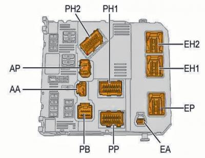 C3 '54 central locking problem - French Car Forum | Citroen C3 Central Locking Wiring Diagram |  | French Car Forum Car Stickers
