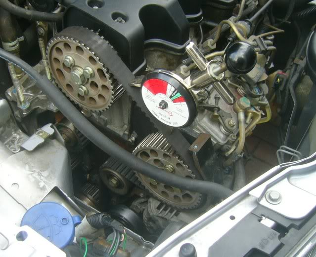 TUD5 timing belt - French Car Forum