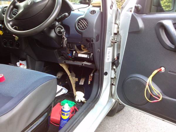 Berlingo electric window problem - French Car Forum on