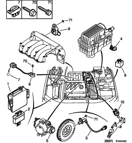 Re: Fuel delivery faulty from time to time *Solved* - French Car Forum   Citroen Fuel Pump Diagram      French Car Forum Car Stickers