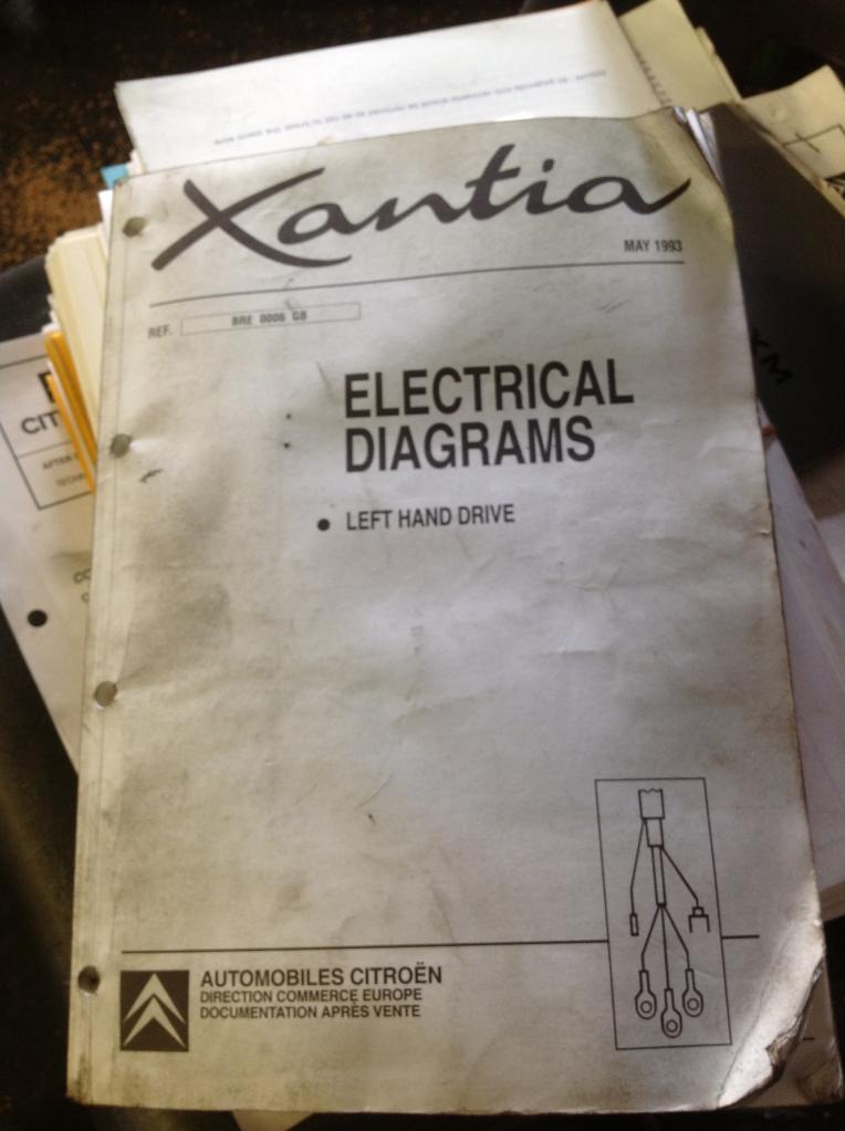 Citroen Xantia Wiring Diagram | Wiring Diagram on