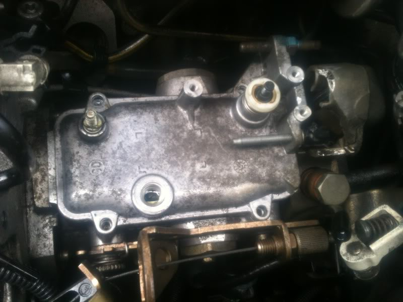 Lucas/Delphi Injector Pump leak - French Car Forum