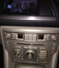 Navidrive and Screen